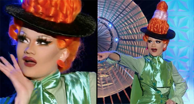 Drag Race UK fans are in tears over River Medway's Thomas Waghorn runway look