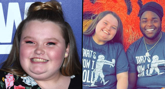Honey Boo Boo, 16, confirms she's dating 20-year-old Dralin Carswell