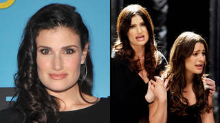 Idina Menzel says she was too young to play Lea Michele's mum on Glee