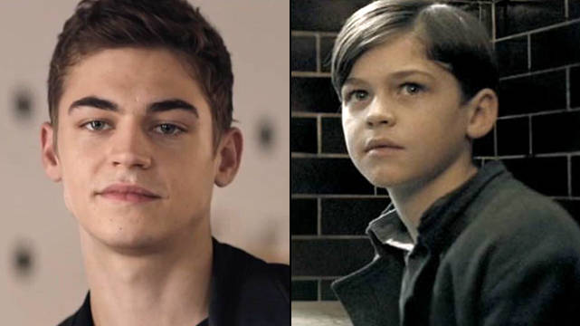 After S Hero Fiennes Tiffin Was In Harry Potter And We Bet You Didn T Even Notice Popbuzz