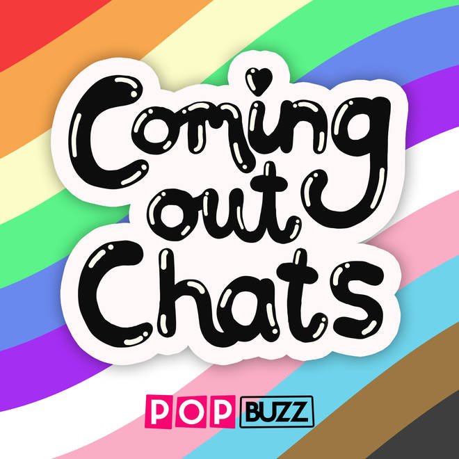 Coming Out Chats podcast artwork