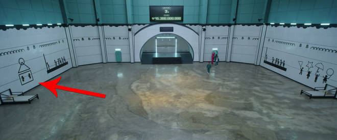 Squid Game fans spot huge dorm room clue that was hidden in plain sight - PopBuzz