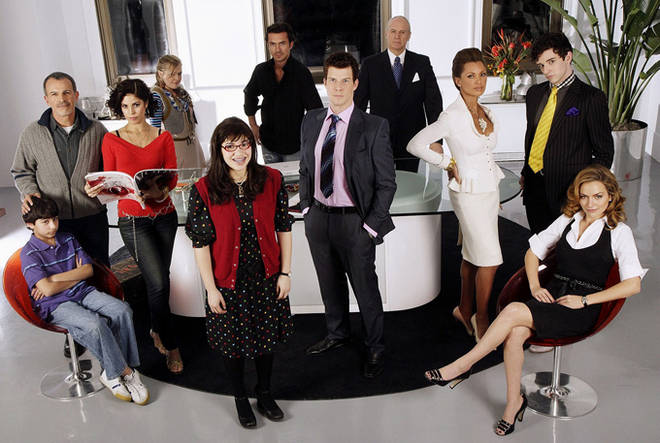 Ugly Betty ran from 2006 - 2010