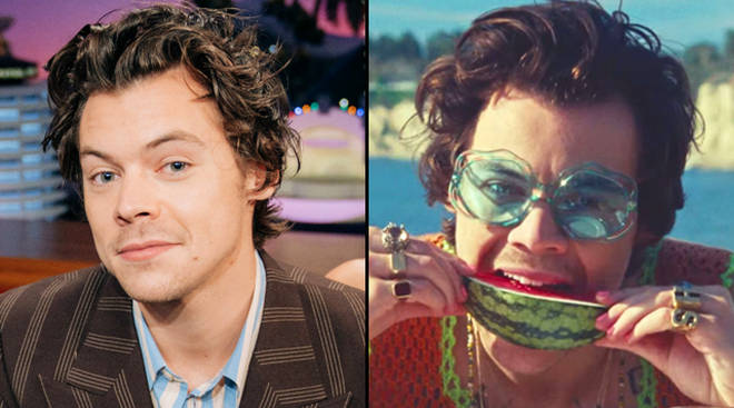 Harry Styles confirms NSFW meaning of Watermelon Sugar