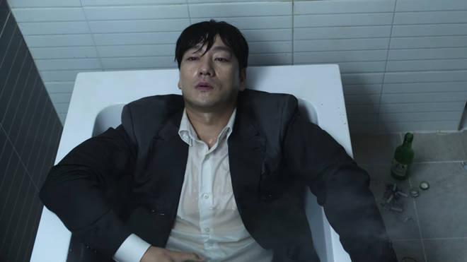 Squid Game: Sang-woo's death is foreshadowed in episode 2