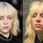 """Billie Eilish say she dyed her hair blonde because she was """"terrified"""" of paparazzi and stalkers"""