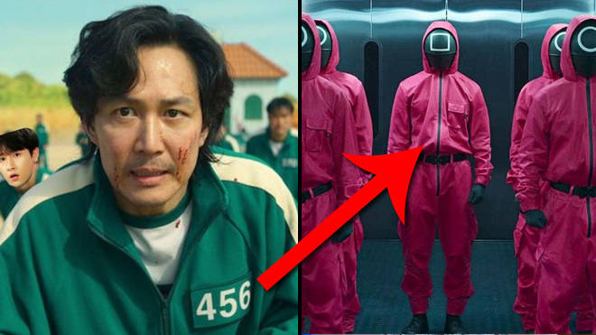 Squid Game costume: Where to buy green tracksuit and red jumpsuit