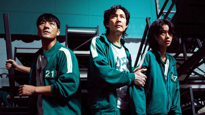 Where to buy Squid Game green tracksuit