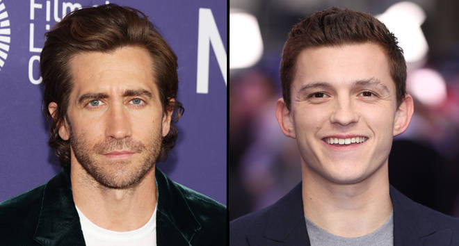 Jake Gyllenhaal reveals how Tom Holland helped him overcome his anxiety