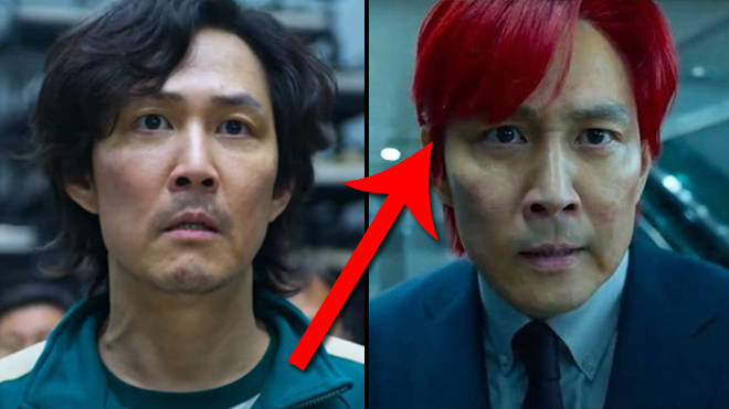Squid Game director reveals the meaning behind Seong Gi-Hun dying his hair red