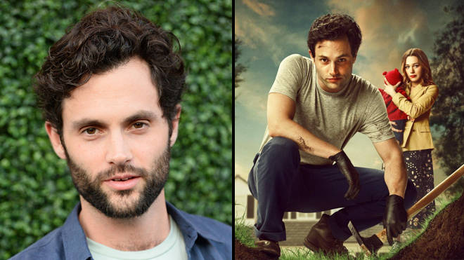 """Penn Badgley says playing Joe in You season 3 was """"difficult"""" now he's a dad"""