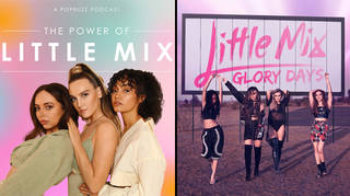 Little Mix reveal all about Shout Out to My Ex, Glory Days and the BRITs   The Power of Little Mix Podcast