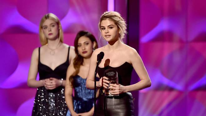 Selena Gomez Billboard Woman of The Year Speech