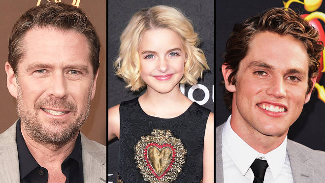 'Chilling Adventures of Sabrina' casts Alexis Denisof, Mckenna Grace and Jedidiah Goodacre