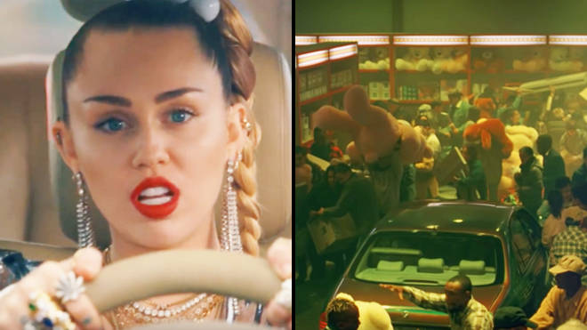Miley Cyrus and Mark Ronson: 'Nothing Breaks Like a Heart' video meaning