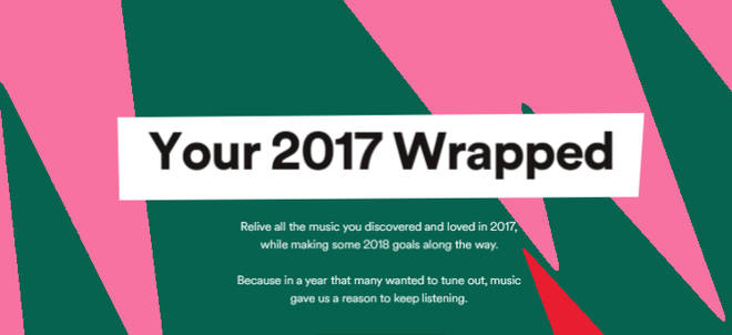 Spotify your 2017