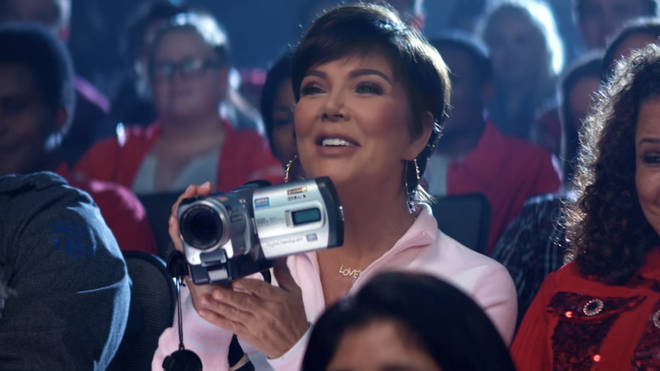 Kris Jenner appears in Ariana Grande's 'thank u, next' music video