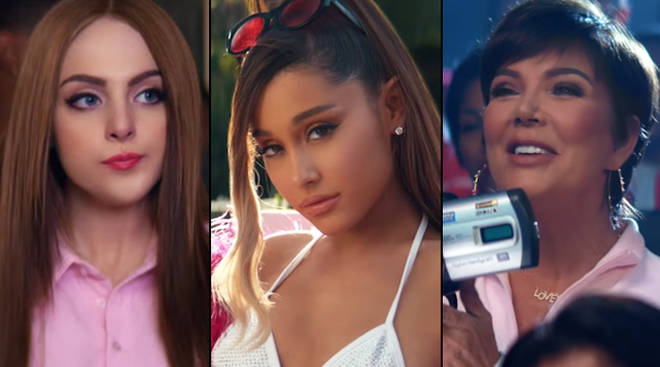 Every single celebrity cameo in Ariana Grande's 'thank u, next' music video