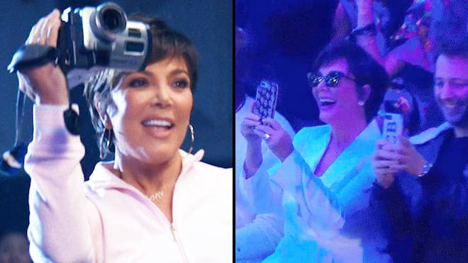 Kris Jenner Victoria's Secret 'thank u next' memes
