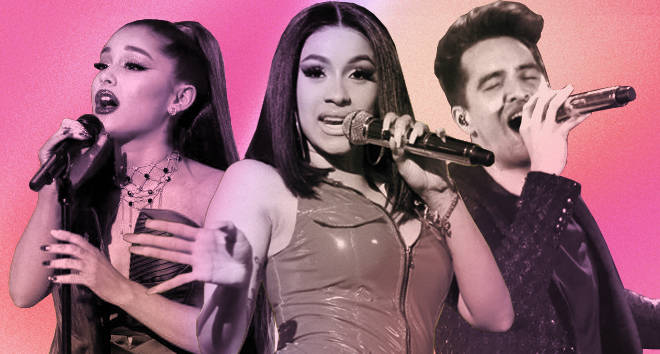 PopBuzz Albums of the Year 2018