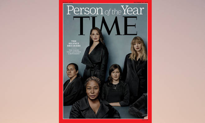 TIme Magazine full cover