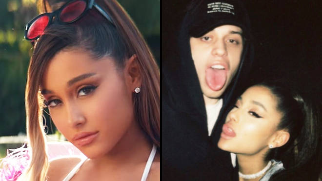 Ariana Grande responds to Pete Davidson's statement about being bullied online and BPD
