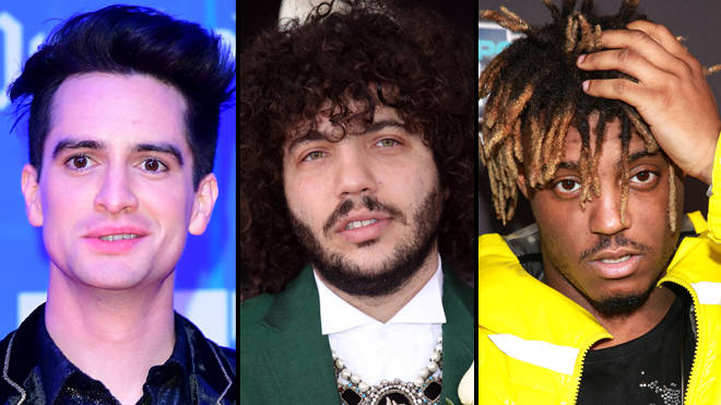 Panic! At the Disco, Benny Blanco and Juice WRLD are teaming up on a new song