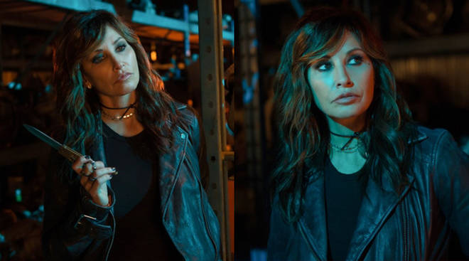 Gina Gershon as Gladys Jones in Riverdale season 3, episode 8