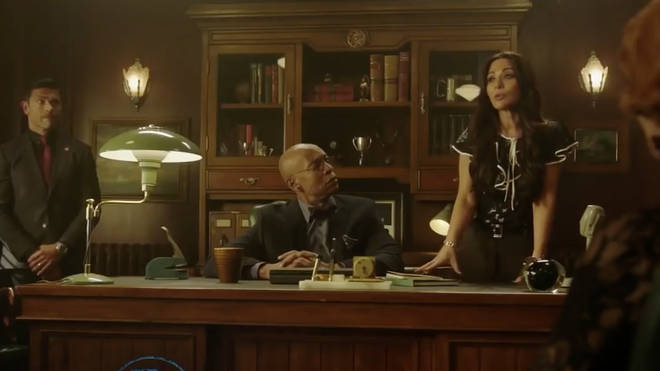 Hermione Lodge shuts down Riverdale High School in episode 3, season 8