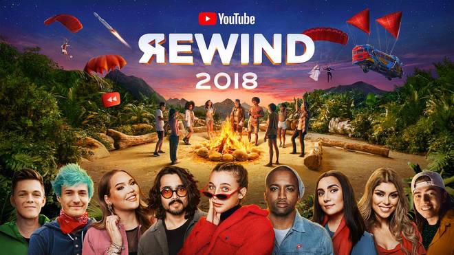youtube rewind 2018 video