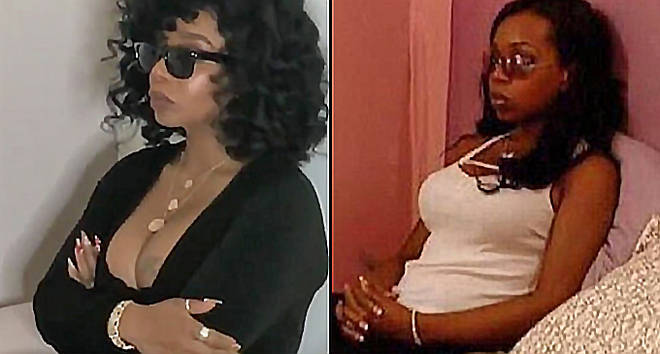 Tiffany New York Pollard Just Recreated Her Iconic Sitting On A