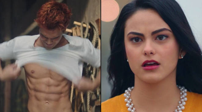 Archie Andrews's stab wound and burn mark disappeared in Riverdale's episode 7