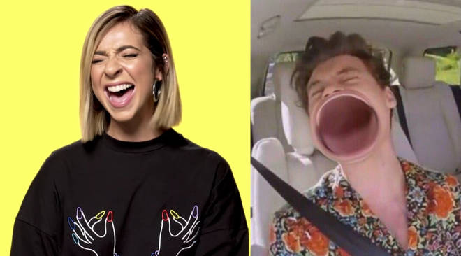 So what if im the monster meme gabbie hanna