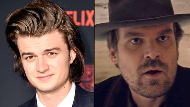 Joe Keery David Harbout