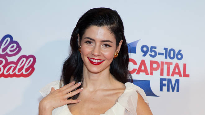 Marina and the Diamonds talking fourth album at the Capital Jingle Bell Ball