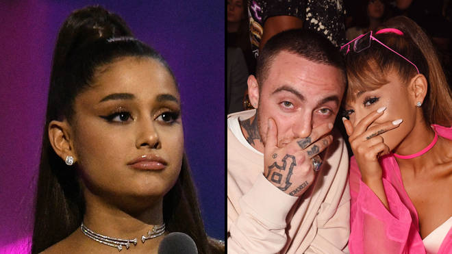 Ariana Grande fans think her new song 'Imagine' is about Mac Miller