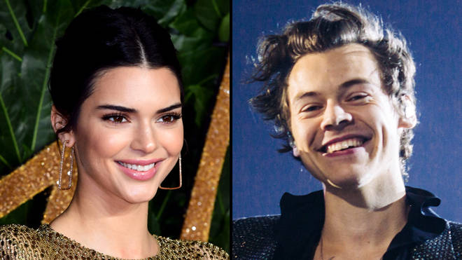 Did Harry Styles send Kendall Jenner a love letter?