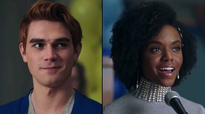Archie and Josie might become a couple on Riverdale