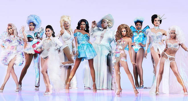 RuPaul's Drag Race All Stars 4 cast