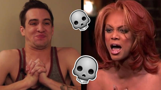 Brendon Urie / Tyra Banks
