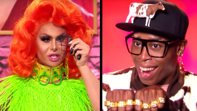 RuPaul's Drag Race All Stars 4: Trinity Taylor and Monique Heart