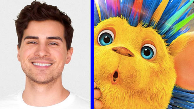 Anthony Padilla lands lead role in animated movie 'Hedgehogs'