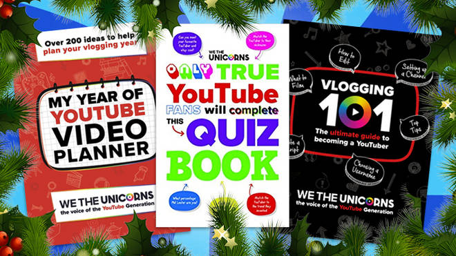 We The Unicorns YouTuber Books