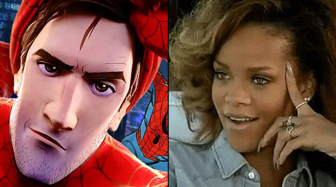 Everyone has the hots for Peter B Parker from Spider-Man: Into the Spider-Verse