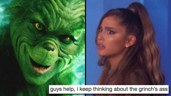 The internet wants to have sex with The Grinch