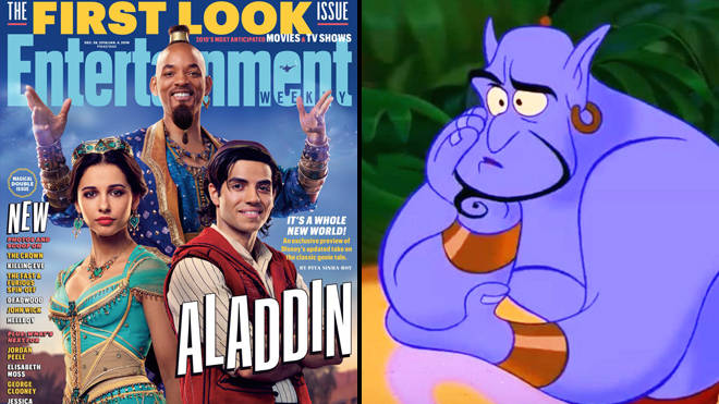 The funniest Aladdin first look live-action film memes