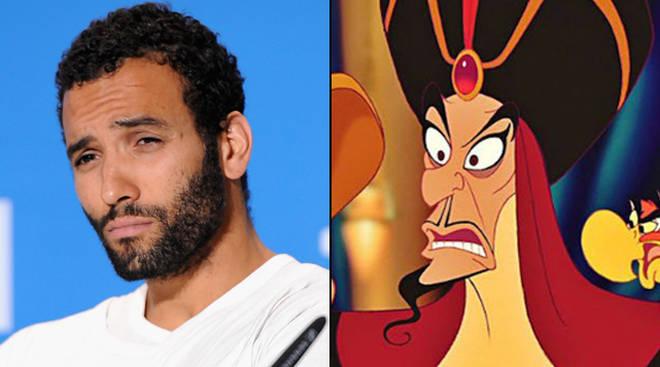 Marwan Kenzari, Jafar in Aladdin