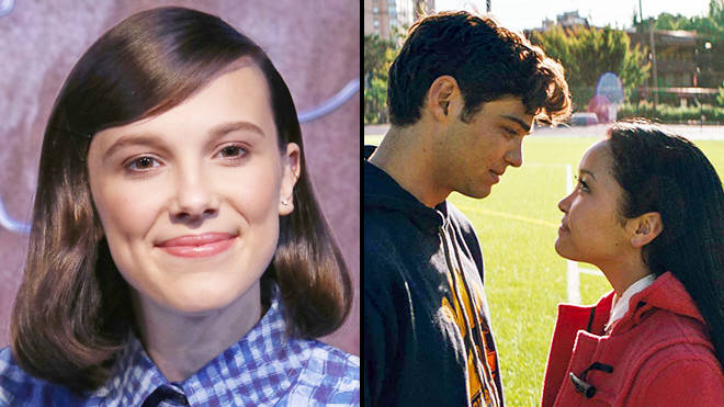 Will Millie Bobby Brown star in the 'To All the Boys I've Loved Before' sequel?