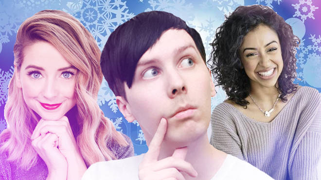 Christmas YouTubers