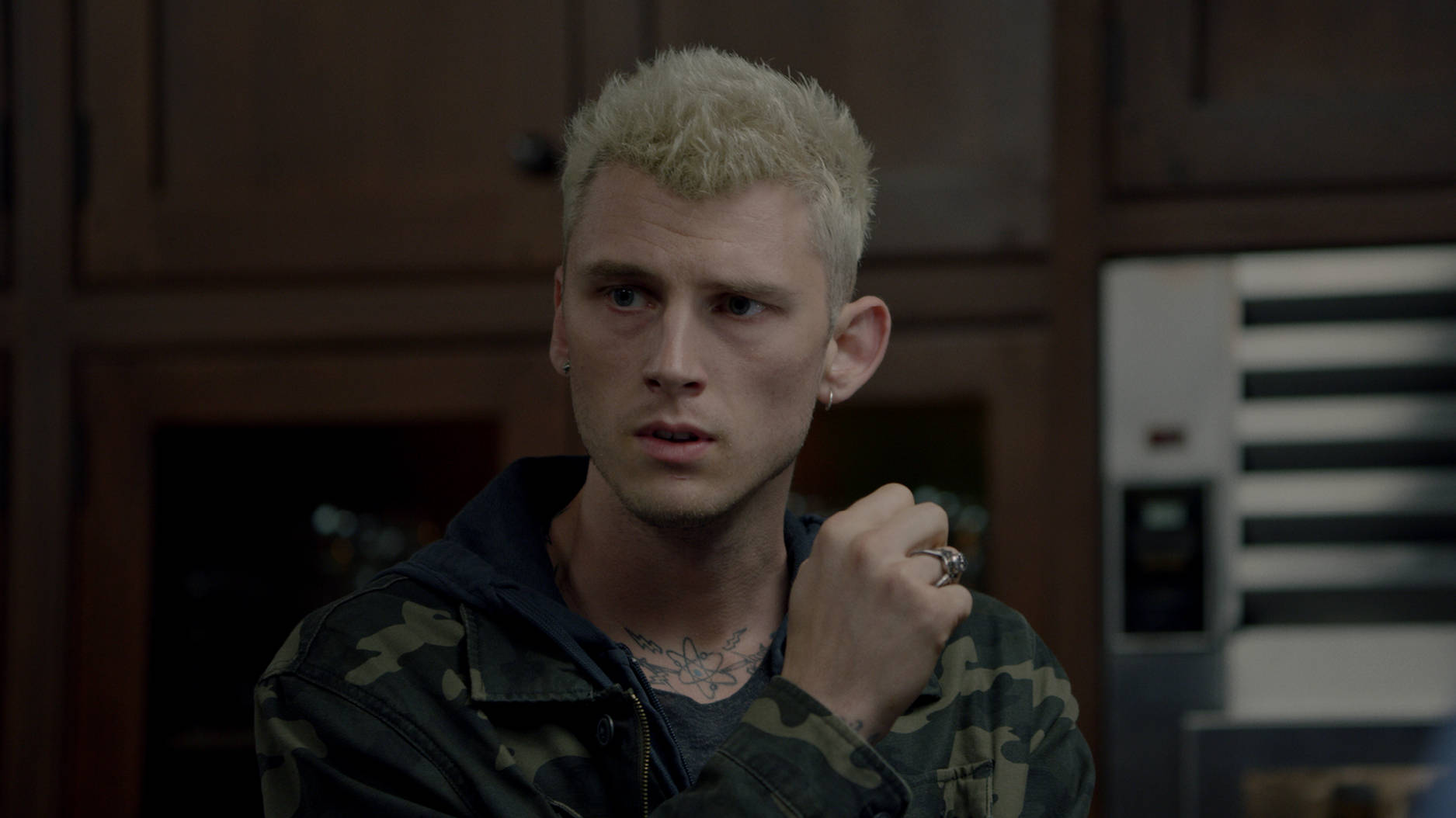 Machine Gun Kelly makes the cameo America didn't want, but the one we deserved.